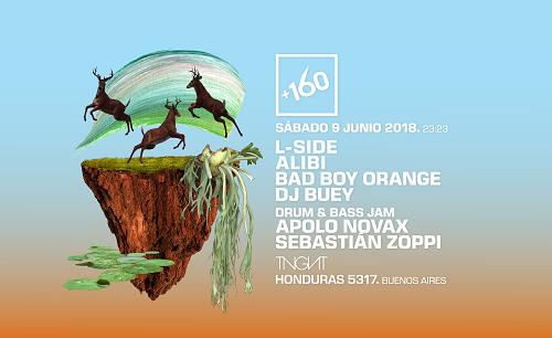 CLUB DE AMIGOS +160